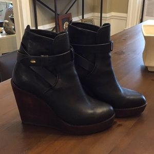 Rag & Bone Emery Wedge ankle boots